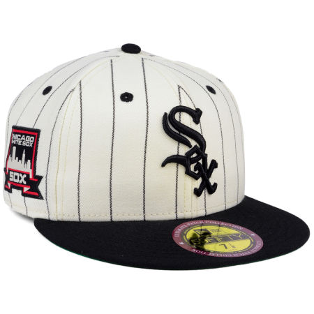 Chicago White Sox New Era MLB The Coop Ultimate Patch Collection 59FIFTY Cap