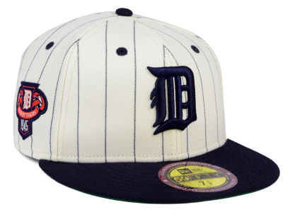 Detroit Tigers New Era MLB The Coop Ultimate Patch Collection 59FIFTY Cap