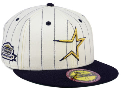 Houston Astros New Era MLB The Coop Ultimate Patch Collection 59FIFTY Cap