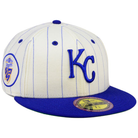 Kansas City Royals New Era MLB The Coop Ultimate Patch Collection 59FIFTY Cap