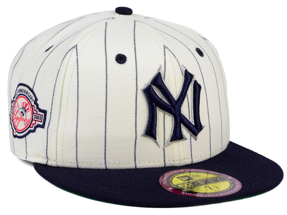 8421803a051 New York Yankees New Era MLB The Coop Ultimate Patch Collection 59FIFTY Cap