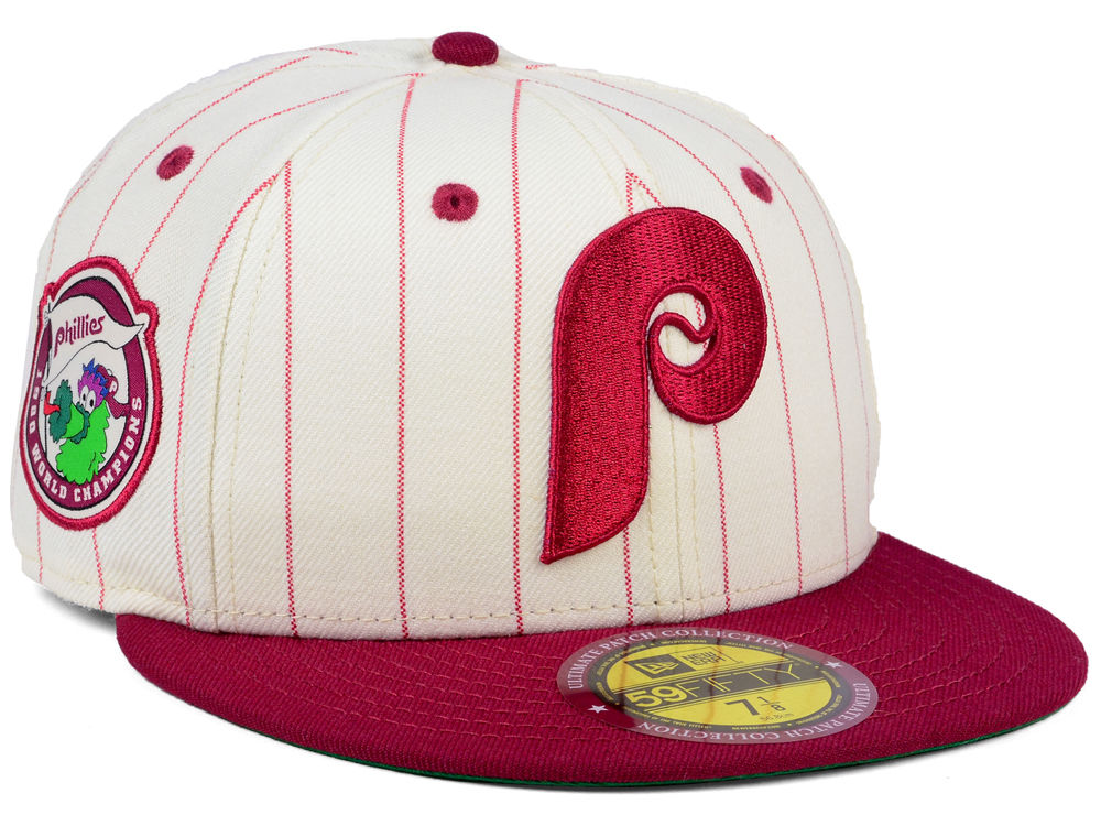 Philadelphia Phillies New Era MLB The Coop Ultimate Patch Collection 59FIFTY  Cap  474c97616f9