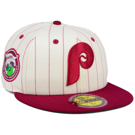 Philadelphia Phillies New Era MLB The Coop Ultimate Patch Collection 59FIFTY Cap