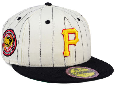 Pittsburgh Pirates New Era MLB The Coop Ultimate Patch Collection 59FIFTY Cap