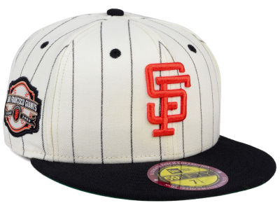 San Francisco Giants New Era MLB The Coop Ultimate Patch Collection 59FIFTY Cap