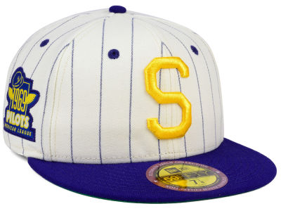 Seattle Mariners New Era MLB The Coop Ultimate Patch Collection 59FIFTY Cap