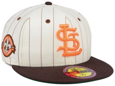 St. Louis Browns New Era MLB The Coop Ultimate Patch Collection 59FIFTY Cap