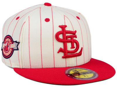 St. Louis Cardinals New Era MLB The Coop Ultimate Patch Collection 59FIFTY Cap