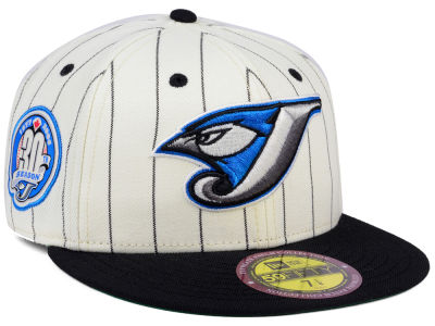 Toronto Blue Jays New Era MLB The Coop Ultimate Patch Collection 59FIFTY Cap