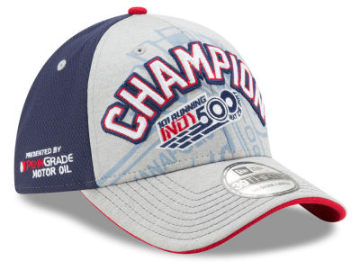 Indianapolis 500 New Era 101st Champion 39THIRTY Cap