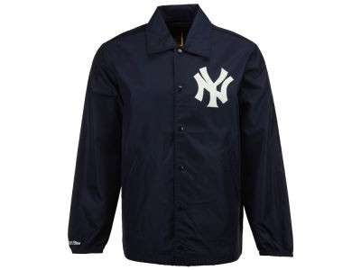 New York Yankees MLB Men's Coaches Jacket