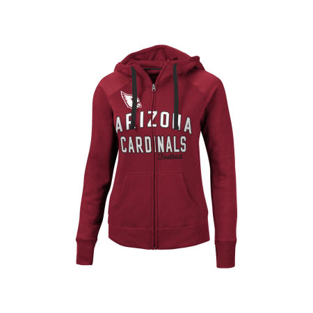Arizona Cardinals G-III Sports NFL Women's Conference Full Zip Jacket