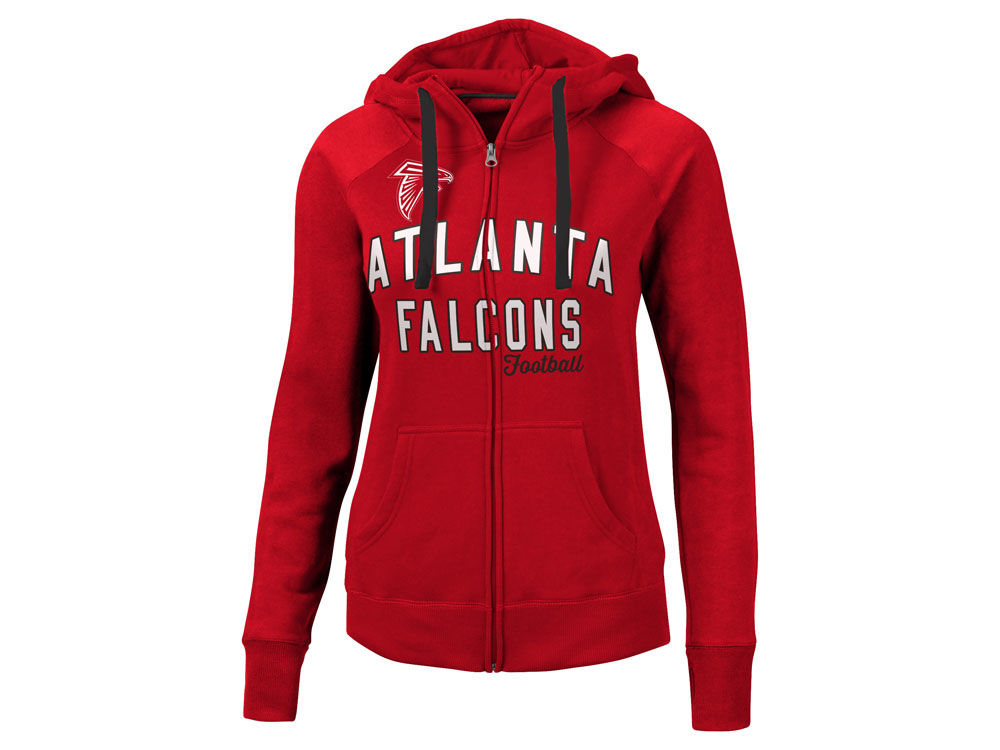 654e6555b Atlanta Falcons G-III Sports NFL Women s Conference Full Zip Jacket ...