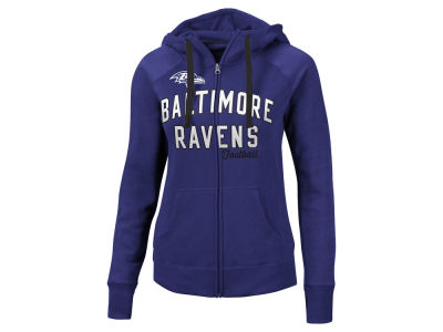 Baltimore Ravens G-III Sports NFL Women's Conference Full Zip Jacket