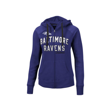 Baltimore Ravens G-III Sports NFL Women's Conference Full Zip Jacket