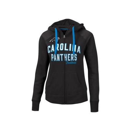 Carolina Panthers G-III Sports NFL Women's Conference Full Zip Jacket