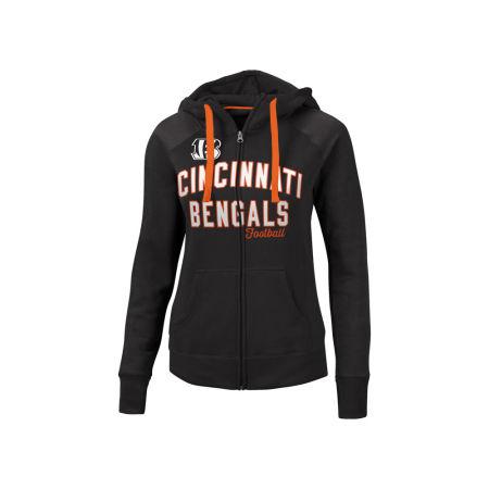 Cincinnati Bengals G-III Sports NFL Women's Conference Full Zip Jacket