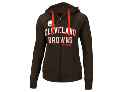 Cleveland Browns G-III Sports NFL Women's Conference Full Zip Jacket