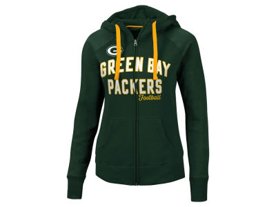 Green Bay Packers G-III Sports NFL Women's Conference Full Zip Jacket