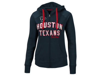 Houston Texans G-III Sports NFL Women's Conference Full Zip Jacket