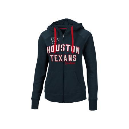 Houston Texans G-III Sports NFL Women's Conference Full Zip Jacket