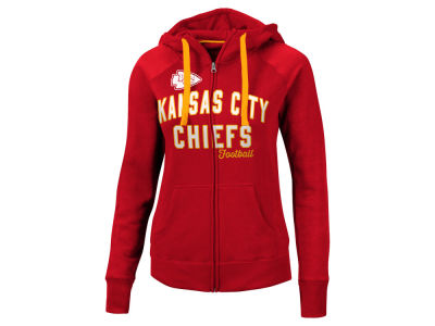 Kansas City Chiefs G-III Sports NFL Women's Conference Full Zip Jacket