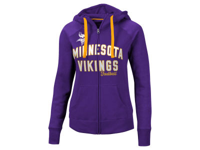 Minnesota Vikings G-III Sports NFL Women's Conference Full Zip Jacket