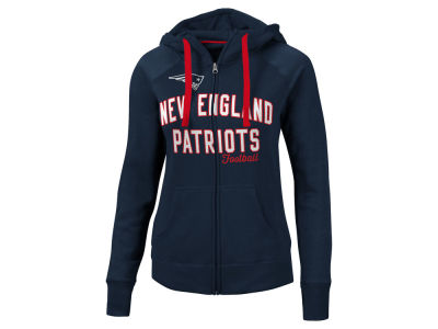 New England Patriots G-III Sports NFL Women's Conference Full Zip Jacket