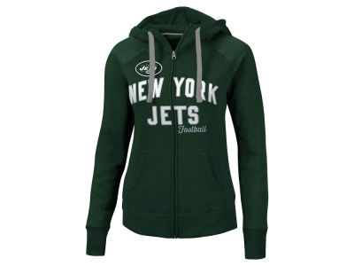 New York Jets G-III Sports NFL Women's Conference Full Zip Jacket