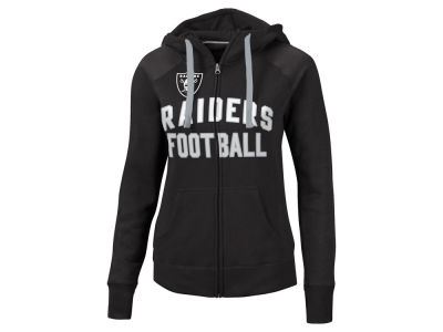 Oakland Raiders G-III Sports NFL Women's Conference Full Zip Jacket