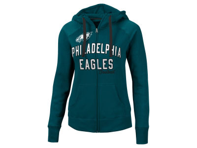 Philadelphia Eagles G-III Sports NFL Women's Conference Full Zip Jacket