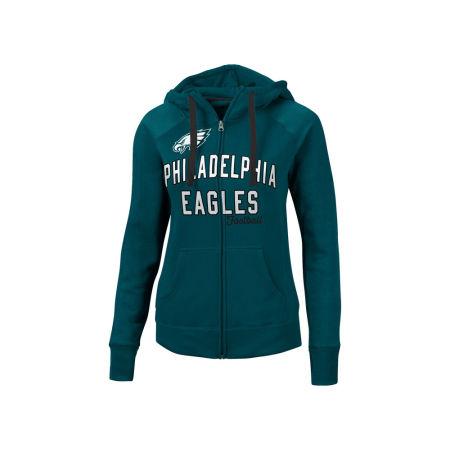 Philadelphia Eagles G-III Sports NFL Women's Conference Full Zip Jacket