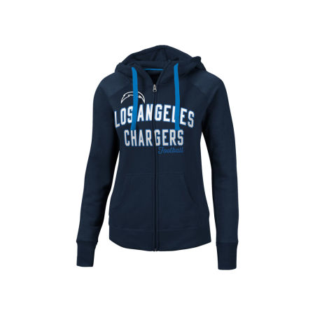 Los Angeles Chargers G-III Sports NFL Women's Conference Full Zip Jacket