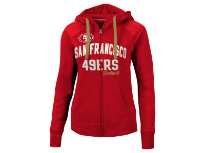 San Francisco 49ers G-III Sports NFL Women's Conference Full Zip Jacket