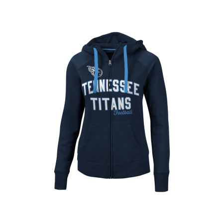 Tennessee Titans G-III Sports NFL Women's Conference Full Zip Jacket