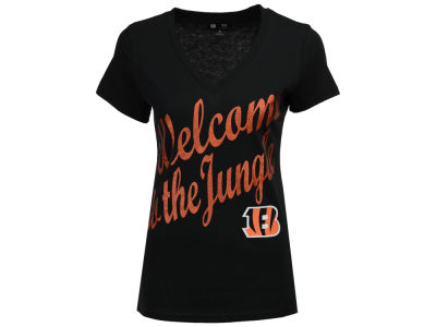 Cincinnati Bengals G-III Sports NFL Women's Trophy T-Shirt