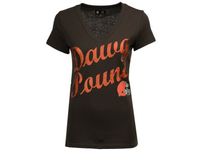 Cleveland Browns G-III Sports NFL Women's Trophy T-Shirt