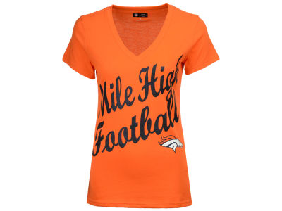 Denver Broncos G-III Sports NFL Women's Trophy T-Shirt