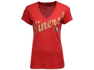 San Francisco 49ers G-III Sports NFL Women's Trophy T-Shirt