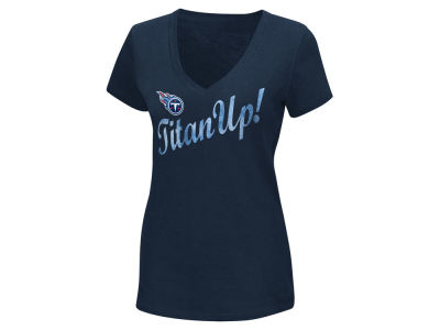 Tennessee Titans G-III Sports NFL Women's Trophy T-Shirt