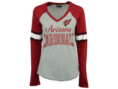 Arizona Cardinals G-III Sports NFL Women's In the Zone Long Sleeve T-Shirt