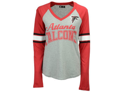 Atlanta Falcons G-III Sports NFL Women's In the Zone Long Sleeve T-Shirt