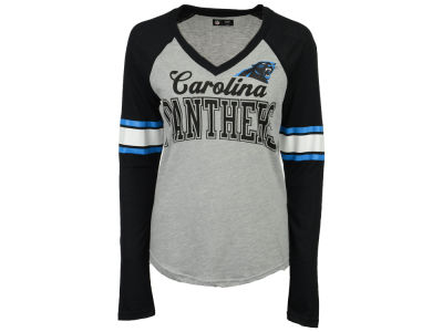 Carolina Panthers G-III Sports NFL Women's In the Zone Long Sleeve T-Shirt
