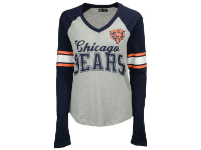 Chicago Bears G-III Sports NFL Women's In the Zone Long Sleeve T-Shirt