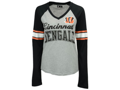 Cincinnati Bengals G-III Sports NFL Women's In the Zone Long Sleeve T-Shirt