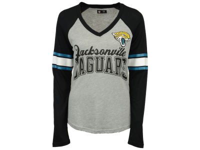 Jacksonville Jaguars G-III Sports NFL Women's In the Zone Long Sleeve T-Shirt