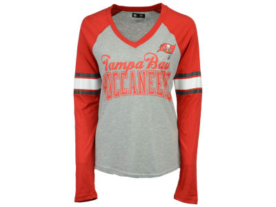 Tampa Bay Buccaneers G-III Sports NFL Women's In the Zone Long Sleeve T-Shirt
