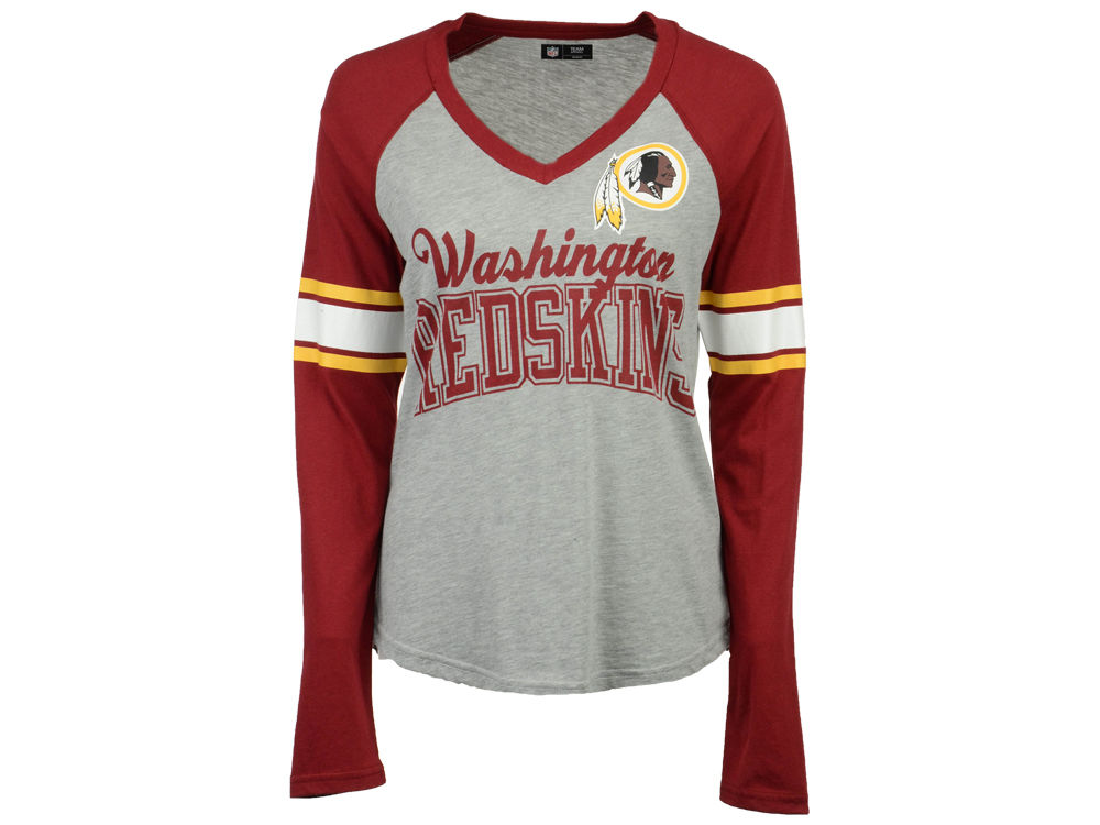 Washington Redskins G-III Sports NFL Women s In the Zone Long Sleeve T-Shirt   849adcbded