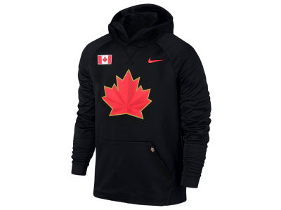 Canada Hockey Nike 2018 Olympic Youth Hoodie