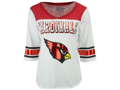 Arizona Cardinals Touch by Alyssa Milano NFL Women's Touchdown T-Shirt